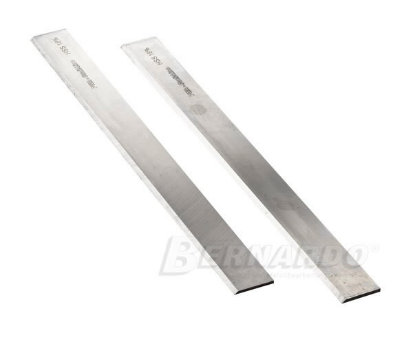 Planer knives  HSS 330 x 11 x 2 mm (2pc in pack) TH 330 / D, Bernardo