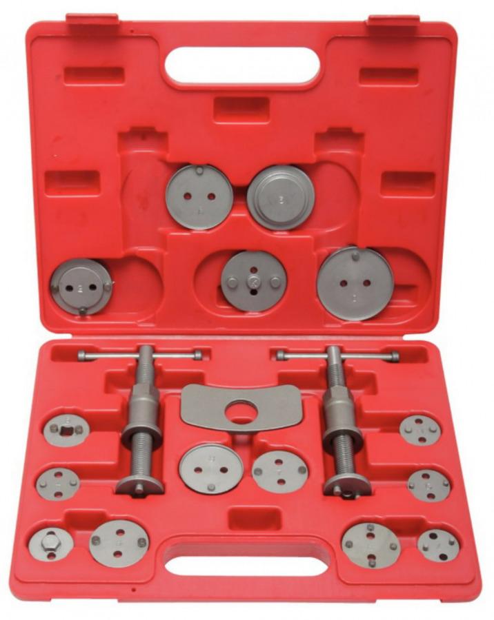 piduriklotside tagasisurumise abinõu kmpl 18 adapterit, KS Tools