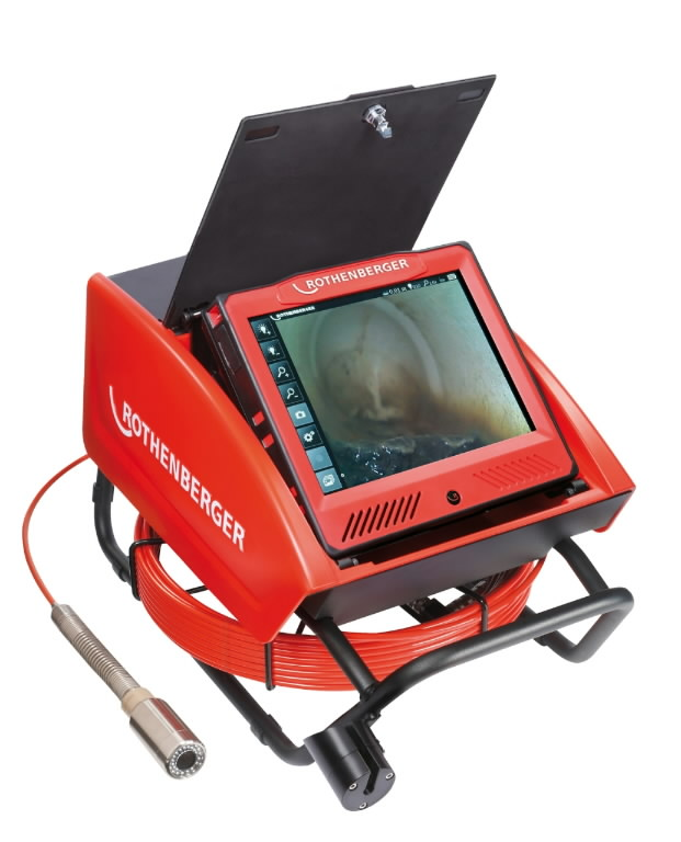 Pipe inspection camera ROCAM 4, ROTHENBE