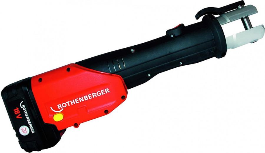 hüdrauliline pressmasin ROMAX COMPACT kmpl, Rothenberger