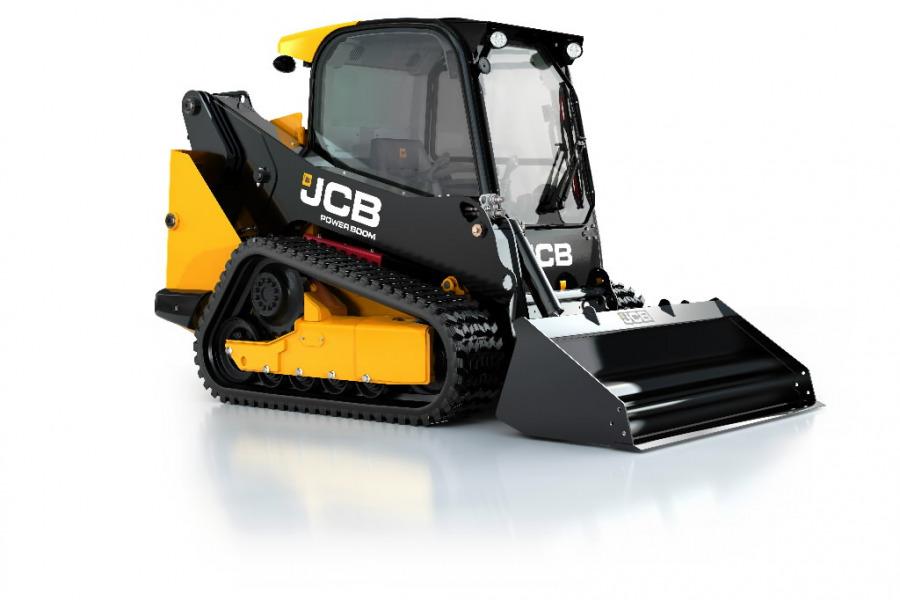 Kompaktiekrāvējs JCB POWERBOOM 150T