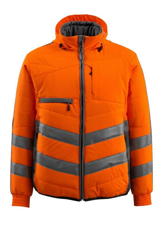 Žieminė striukė  Dartford, oranžinė/pilka, Mascot