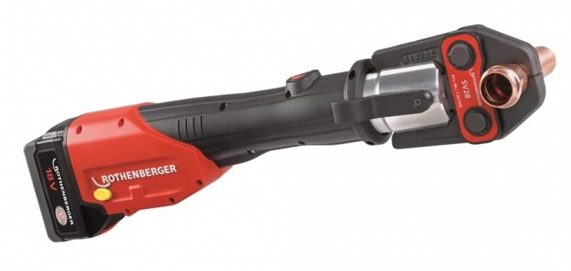 Hidraulinis presavimo aparatas ROMAX 3000 komplektas, Rothenberger