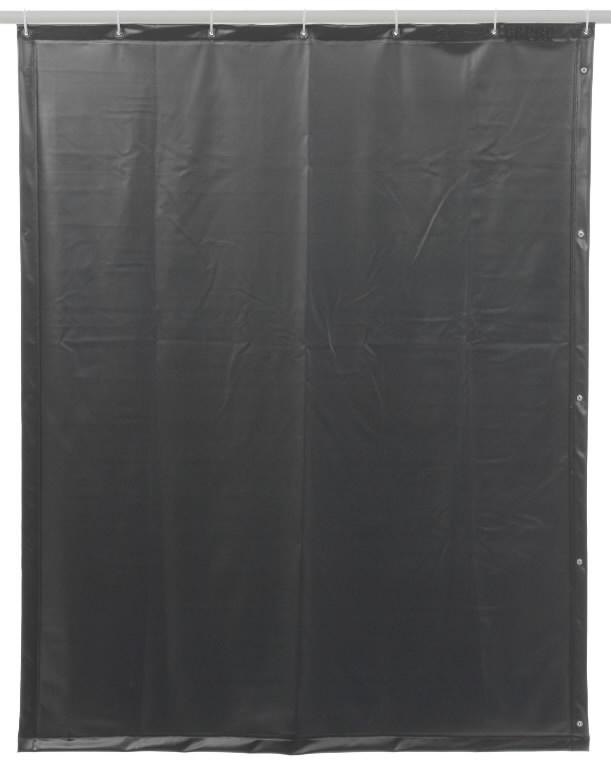 Welding curtain 180x140cm, dark green-9 Cepro, Cepro International BV