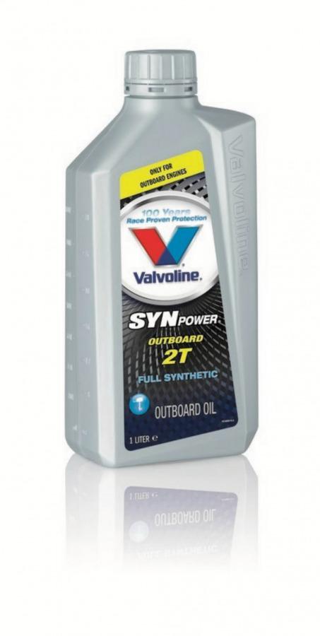 Alyva varikliui SYNPOWER OUTBOARD 2T 1 L, Valvoline
