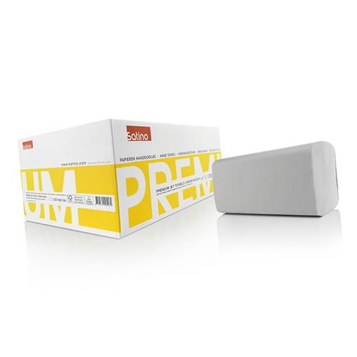Premium paberrätik lehtedes, veeslahustuv, Satino