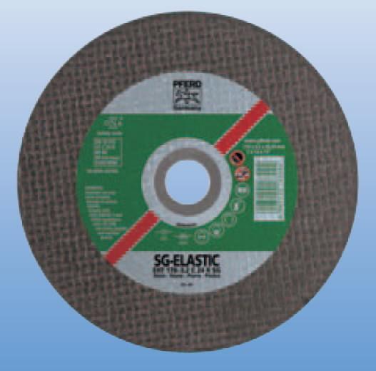 Diskas 125 x 2,4 x 22,23 mm C30 R SG, Pferd