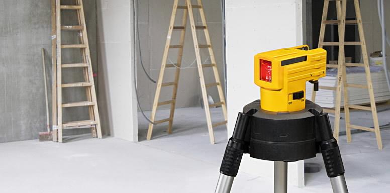 Crossline laser LAX 50, Stabila