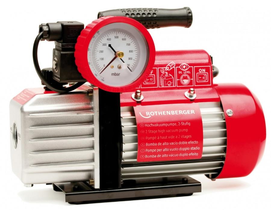 Vakuuminė pompa ROAIRVAC 9.0, Rothenberger