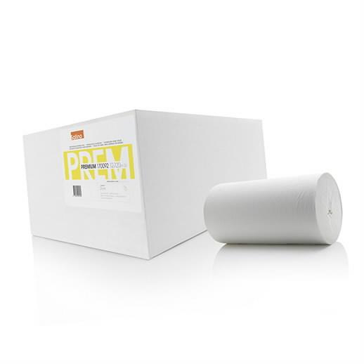 Paberrätik rullis  Premium 1-kihiline 120m südamikuta, Satino