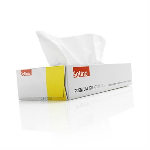 kosmeetika paberrätid lehtedes 40 x 100, Satino