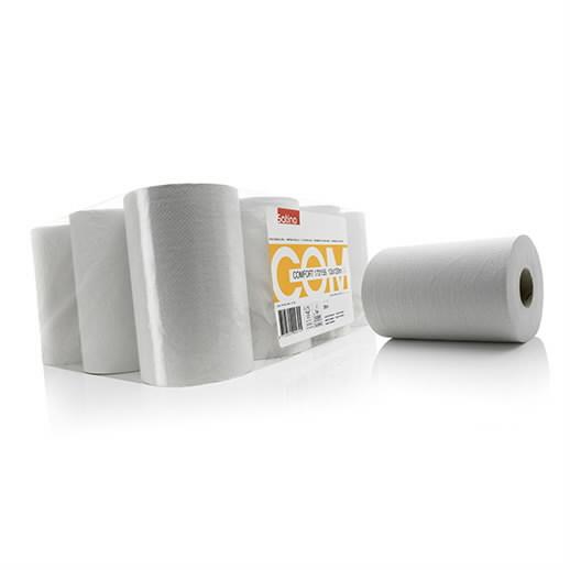 Paberrätik rullis, Comfort 1 kiht, 120m, Satino
