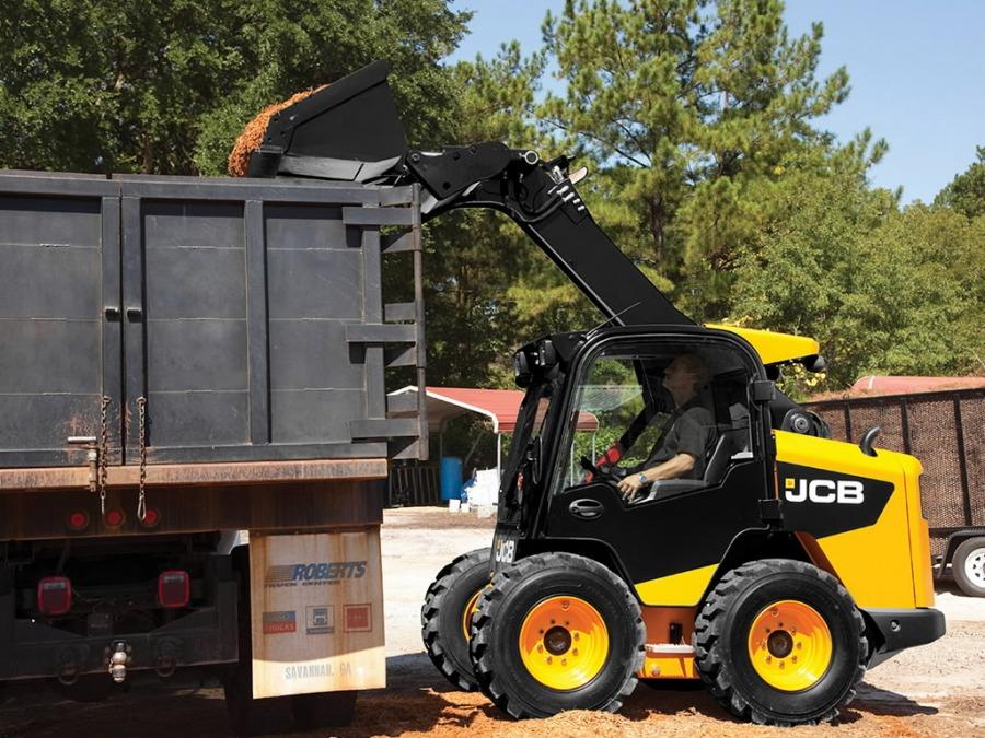 Skid steer loader  POWERBOOM 175, JCB