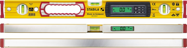 digitaallood TECH 196 electronic 80 cm, Stabila