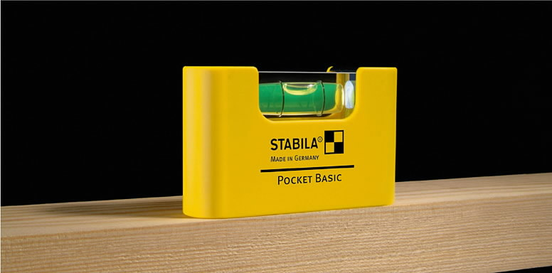 taskulood Pocket Basic, Stabila