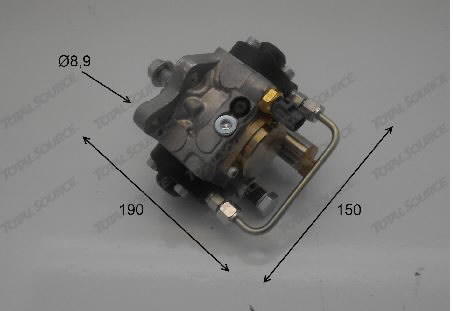 Fuel injection pump JCB 17/930500, TVH Parts