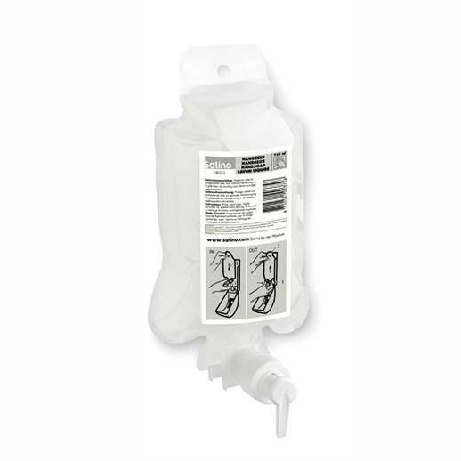 Muilas rankoms Smart Line 750 ml, Satino