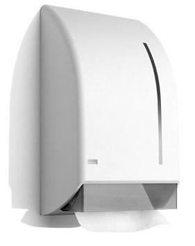 Dispenseris Smart Line rankšluosčiams plačiai sulankstytiems, Satino