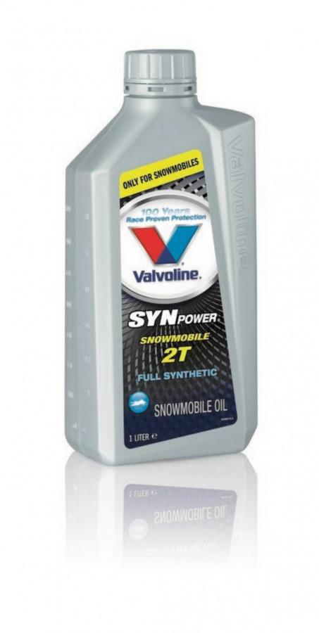 Alyva varikliui 2T SYNPOWER SNOWMOBILE 1 L, Valvoline