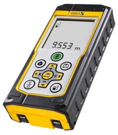 Laserkaugusmõõdik LD 420  0,05 - 100m, Stabila