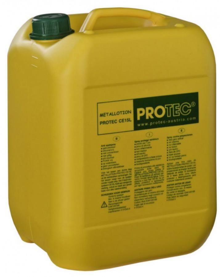 PROTEC CE15L+  Anti-Spatter metallotion 10L, Binzel
