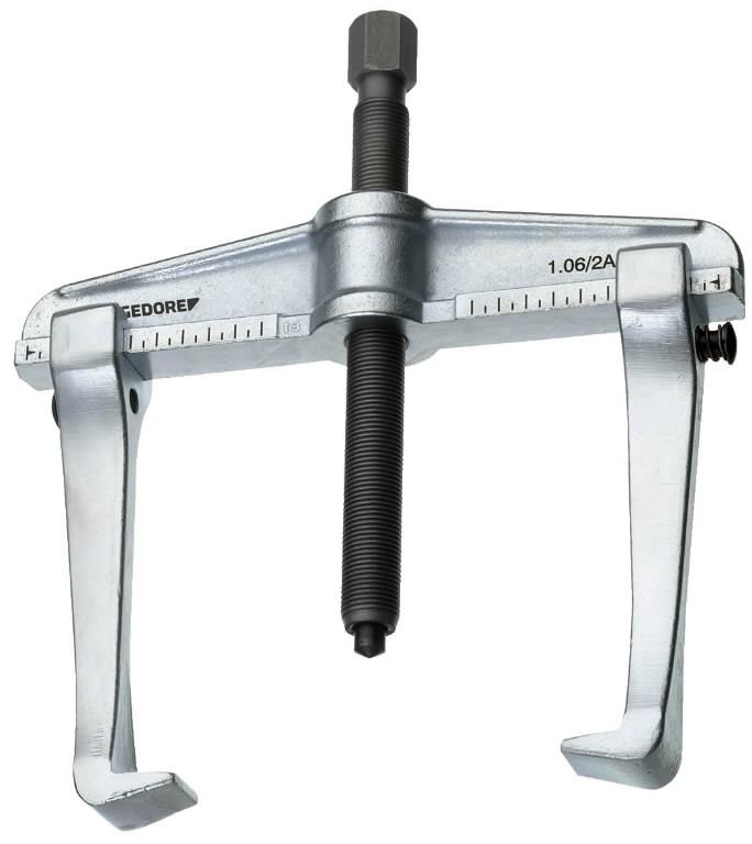 Universalus nuėmiklis 170x150mm 2-jų kojų 5t 1.06/21-B, Gedore