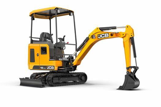 Mini excavator  electric 19C- IE, JCB