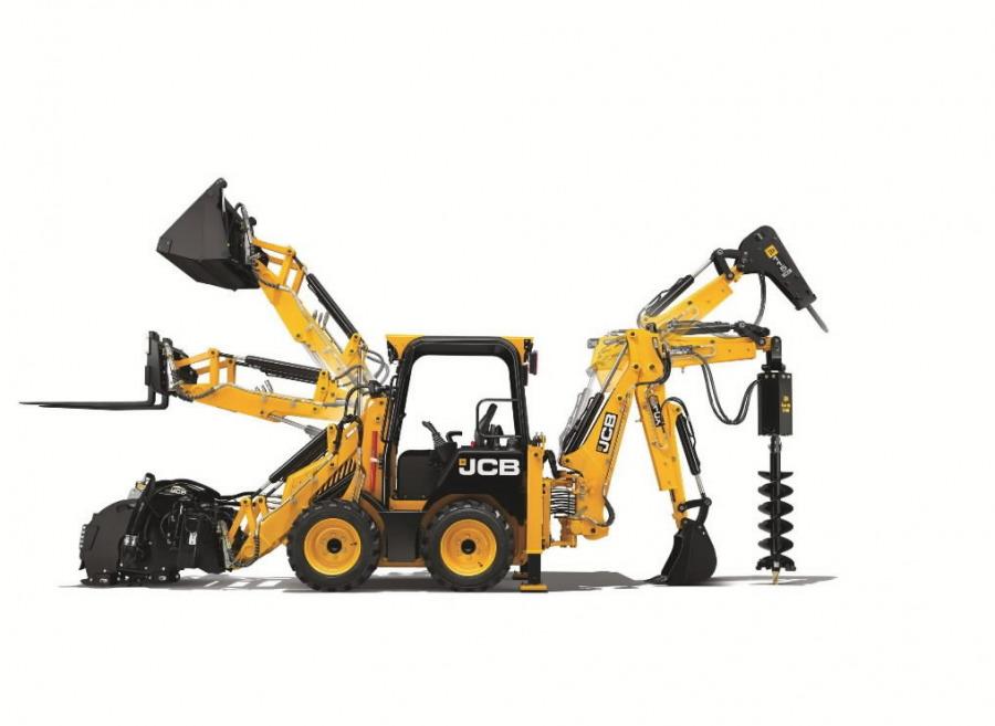 Универсальный экскаватор  1CX, JCB