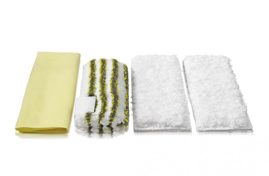 Mikropluošto šluosčių rinkinys vonios kambariui, SC. SC, KARCHER