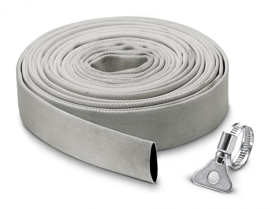 "Flat hose (30-40 mm), 10m, 1 ¼"", Kärcher"