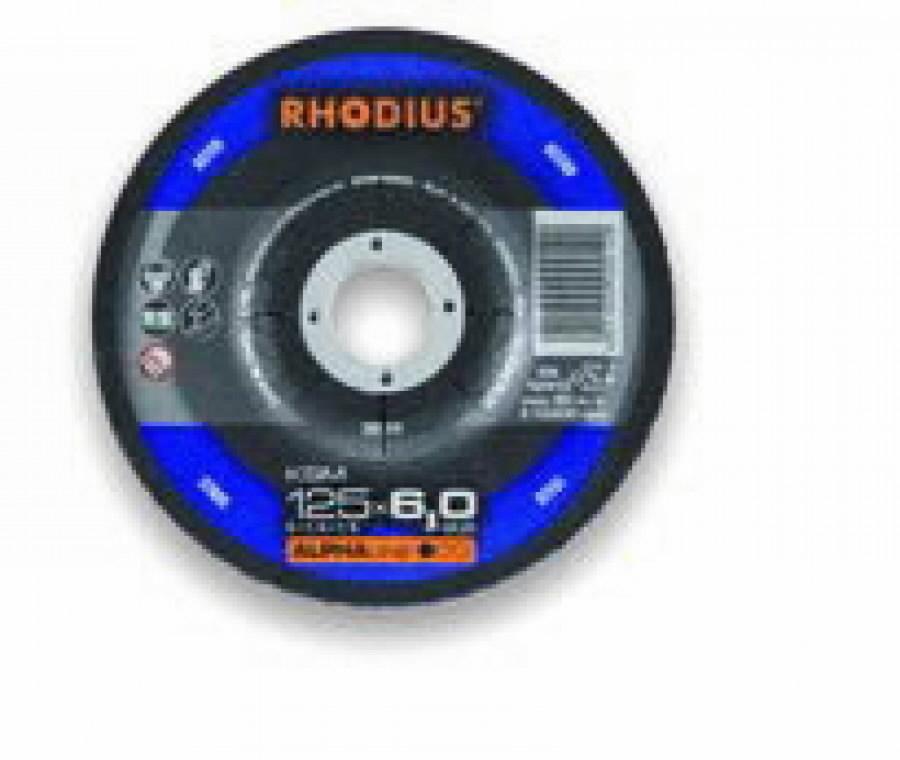 Šlifavimo diskas metalui KSM 115x7, Rhodius