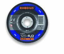 Šlifavimo diskas metalui KSM180x6, Rhodius