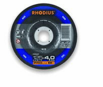 Šlif.disk.metalui RS2 125x7, Rhodius