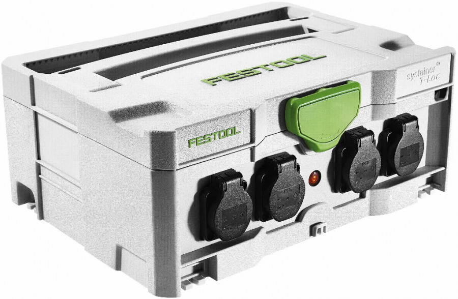Systaineris elektros jungtims SYS-PowerHub SYS-PH, Festool