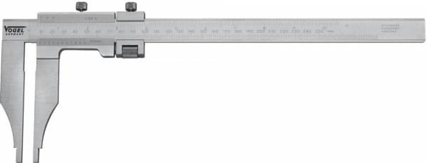 Slankmatis 800mm su tiksliu nustatymu, Vögel