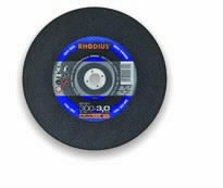 Pjov.disk.metalui ST21 350x3,5x22,2 (A24R), Rhodius