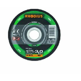 Pjovimo diskas FT44 230x3,0 akmeniui, Rhodius