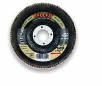 Vėduoklinis diskas LSZ F 125x22 K40, Rhodius