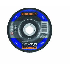 Šlifavimo diskas metalui RS67 180x7x22,23, Rhodius