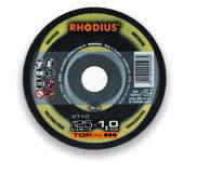 Lõikeketas, ekstra õhuke XT10 125x1,5, Rhodius