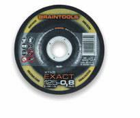INOX lõikeketas 125x0.8x22,23 XTK8 EXACT, Rhodius