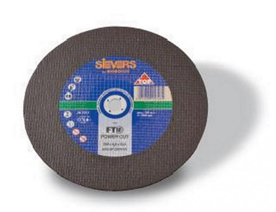 Pjovimo diskas bėgiams FT60 350x4x22,2 A24PBF9760, Rhodius