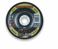 Pjov.disk.nerūd.plienui XTK8 50x0.8x6 Mini, Rhodius