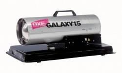 Dyzelinis tiesioginio degimo šildytuvas GALAXY 15C, Axe