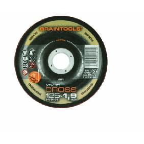Pjovimo/šlifavimo diskas XTK35 Cross 125x1,9x22, Rhodius