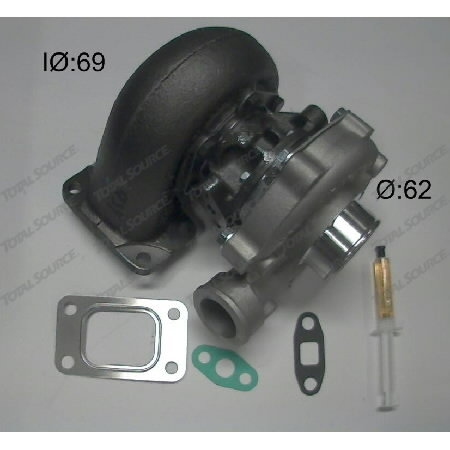 Turbocharger LJ/LD Perkins JCB 02/101820, TVH Parts