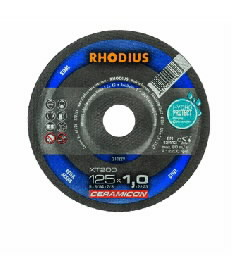 Metallilõikeketas 125x1x22,23 XT200 CERAMICON, Rhodius