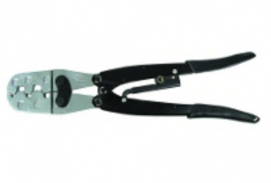 Crimping pliers for end sleeves 10-50mm, Haupa