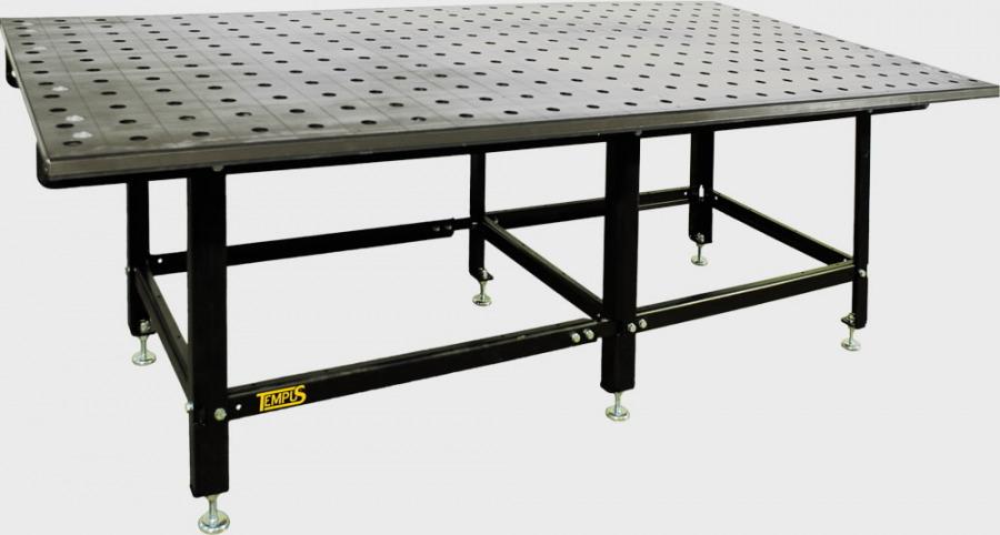 Keevituslaud SST 80/25L, materjal ST 52 (128-163HB) Tempus