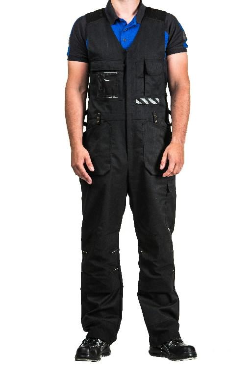 Puskombinezonis Stokker Special juoda XL, Dimex